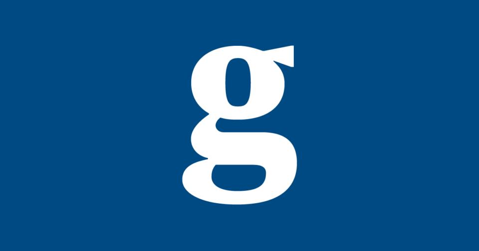 The Guardian G logo